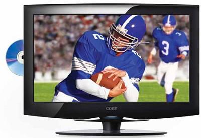 21.6` ATSC Digital TV/Monitor with DVD Player & HDMI Input