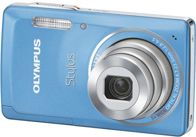 FE-4020 14MP 2.7` LCD Digital Camera (Blue)