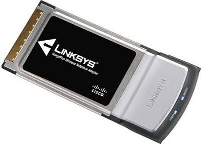 RangePlus Wireless Notebook Adapter - OPEN BOX