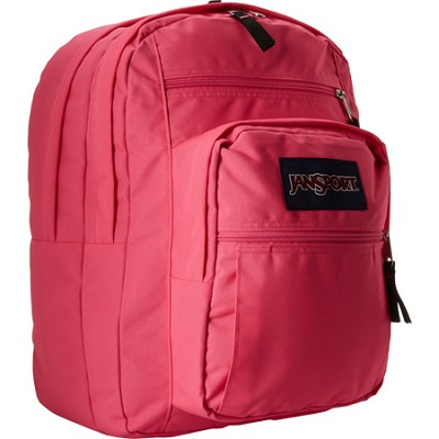 Big Student Backpack - Fluorescent Pink (TDN7)