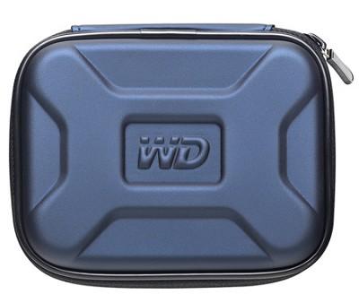 My Passport Protective Carrying Case (Dark Blue) WDBABL0000NBL-WASN