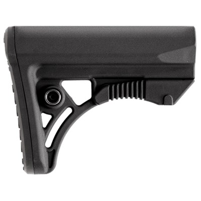 PRO Model 4 Ops Ready S3 Mil-spec Stock-Black Stock Only - RBUS3BMS