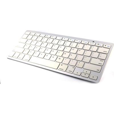 Ultra Slim Bluetooth Keyboard - Silver