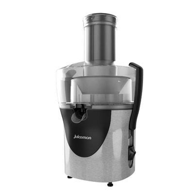 Juiceman All-in-One Juice Extractor Stainless Steel - OPEN BOX