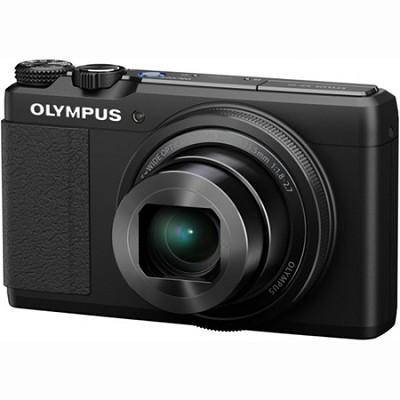 XZ-10 12MP Digital Camera f1.8 Lens 3-inch Touch LCD 1080p Video - Black