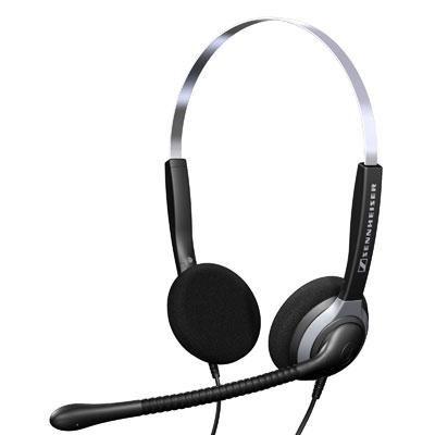 SH250 Over-the-Head Binaural Headset with Omni-Directional Microphone - 500223