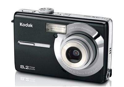 EasyShare M853 8.2 MP Digital Camera (Black)