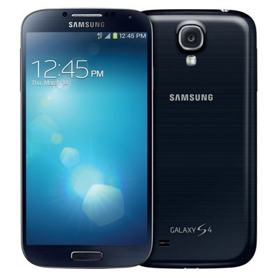 Galaxy S IV/S4 GT-I9500 Factory Unlocked Phone - International GSM (Black)