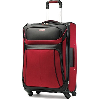 Aspire Sport Spinner 29 Inch Expandable Bag - Red/Black Retail