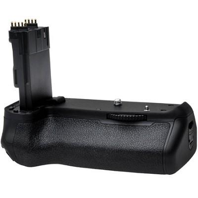 Deluxe Power Battery Grip for Canon EOS 6D, 7D, 70D, 60D, 5D Mark III
