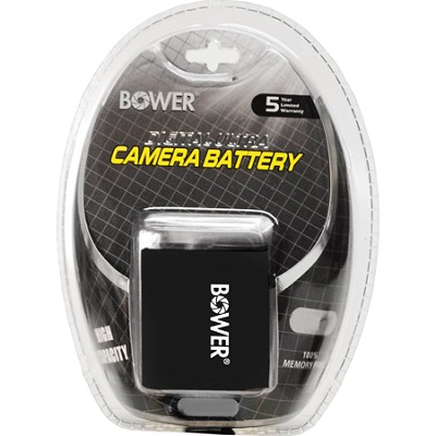 XPDSFW50 Digital Camera Battery Replaces Sony NP-FW50, 7.2V and 150 0mAh (Black)