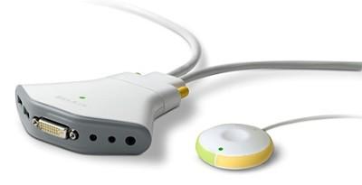 FLIP 2PT KVM DVI-D USB AUDIO W/ REM