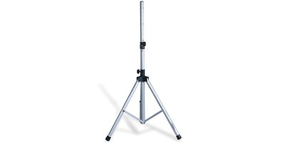 PTS31A Tripod Speaker Pole Mount (Silver)