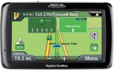 RoadMate 5045 Portable Car GPS Navigation System