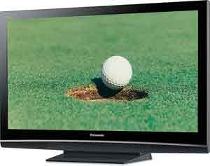 TH-42PX80U- 42` High-definition Plasma HDTV