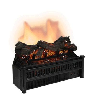 Comfort Glow Electric Log Set with Heater - ELCG240