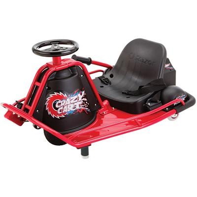 Crazy Cart Red