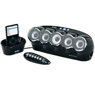 JISS-550-BK Banshee Docking Speaker Station for iPod (Black)