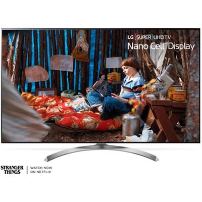 SUPER UHD 55` 4K HDR Smart LED TV (2017 Model)