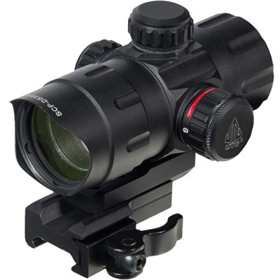 4.2` ITA Red/Green T-Dot with QD Mount, Riser Adaptor - SCP-DS3840TDQ