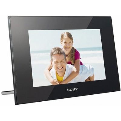 DPF-D95 - 9` LED Backlit Digital Photo Frame w/ Remote (Black)