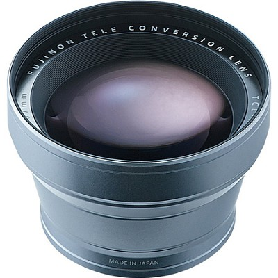 TLC-X100S Silver Tele Wide Conversion Lens