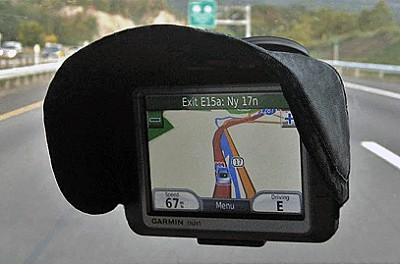 GPS Sun Visor (Medium)