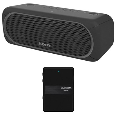 XB30 Portable Wireless Speaker w/ Bluetooth Stereo Receiver and Transmitter