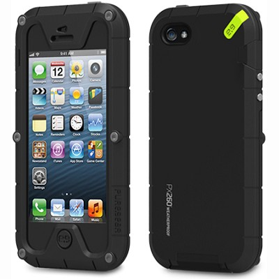 iPhone 5 PX260 Weatherproof Extreme Protection System (Black) - OPEN BOX