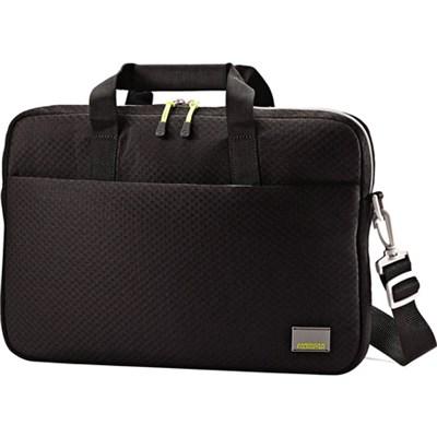 15.6` Air Mesh Shuttle Black / Lime Computer Bag