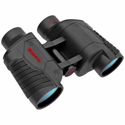 7x35 Porro Focus Free Binoculars, Black (100736)