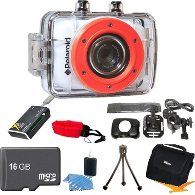XS7HD 720P Sports Video Camera Value Bundle Ultimate Bundle