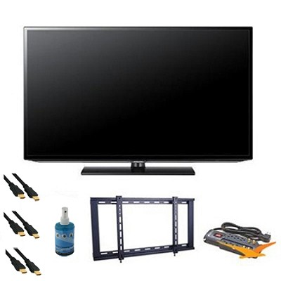 UN40EH5000 40 inch 60hz LED HDTV Value Bundle