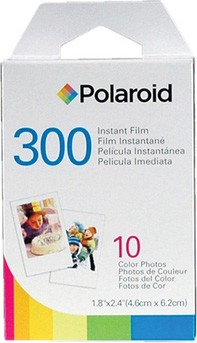 300 Instant Film 10 pack FOR PIC300 Series