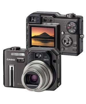 Exilim Pro EX-P700 Digital Camera