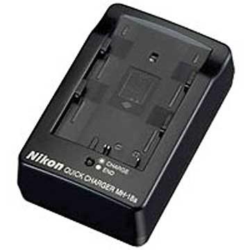 MH-18a Quick Charger for EN-EL3e and EN-EL3 Batteries - OPEN BOX