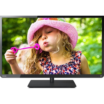 32-Inch Slim LED TV 720p ClearScan 60Hz (32L1400)