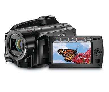 VIXIA HG20 HDD Camcorder W/ 60GB Internal Hard Drive