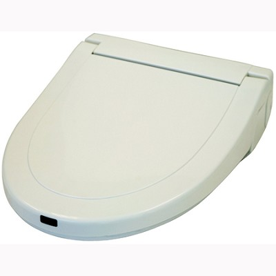 White Elongated Touch-Free Sensor Controlled Automatic Toilet Seat (TS1EWAC)