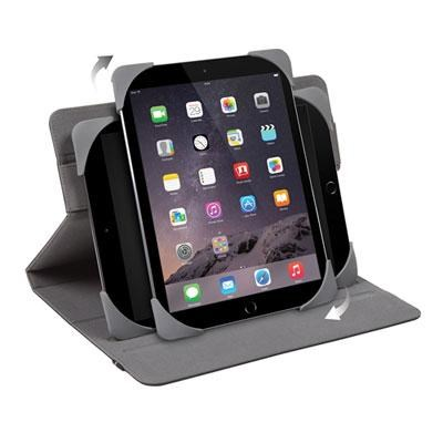 Fit-n-Grip Universal Case for 9-10` Rotating Tablets - THZ592US