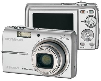 FE-200 Digital Camera