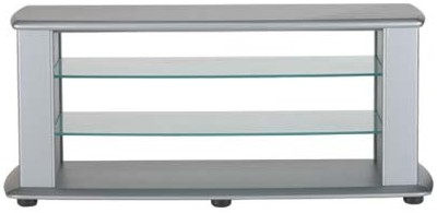 PFPL - Platinum 4-shelf A/V Stand for flat panel TVs up to 50` (Silver)