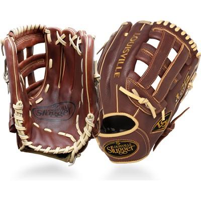 11.75-Inch FG 125 Series Baseball Infielders Glove Right Hand Throw - Brown