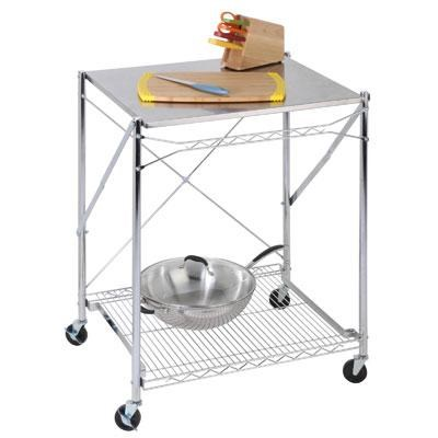 Stainless Steel Folding Urban Work Table - TBL-01566
