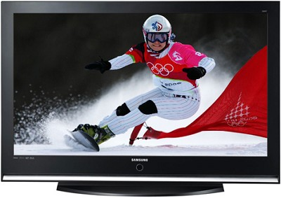 HP-S4253 42` High Definition Plasma TV