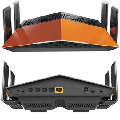 Wi-Fi AC1900 High Power Router - DIR-879