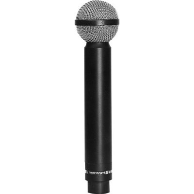 M160 Legendary Hypercardioid Double Ribbon Microphone