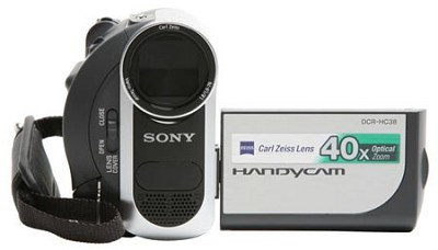Handycam DCR-HC38 Mini DV Digital Camcorder