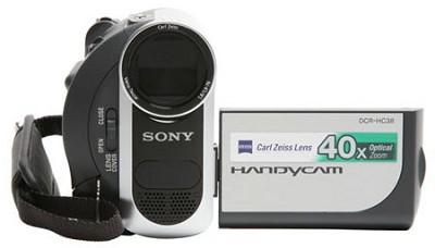 Handycam DCR-HC38 Mini DV Digital Camcorder