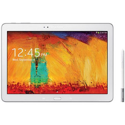 Galaxy Note 10.1 Tablet - 2014 Edition (16GB, WiFi, White) - OPEN BOX